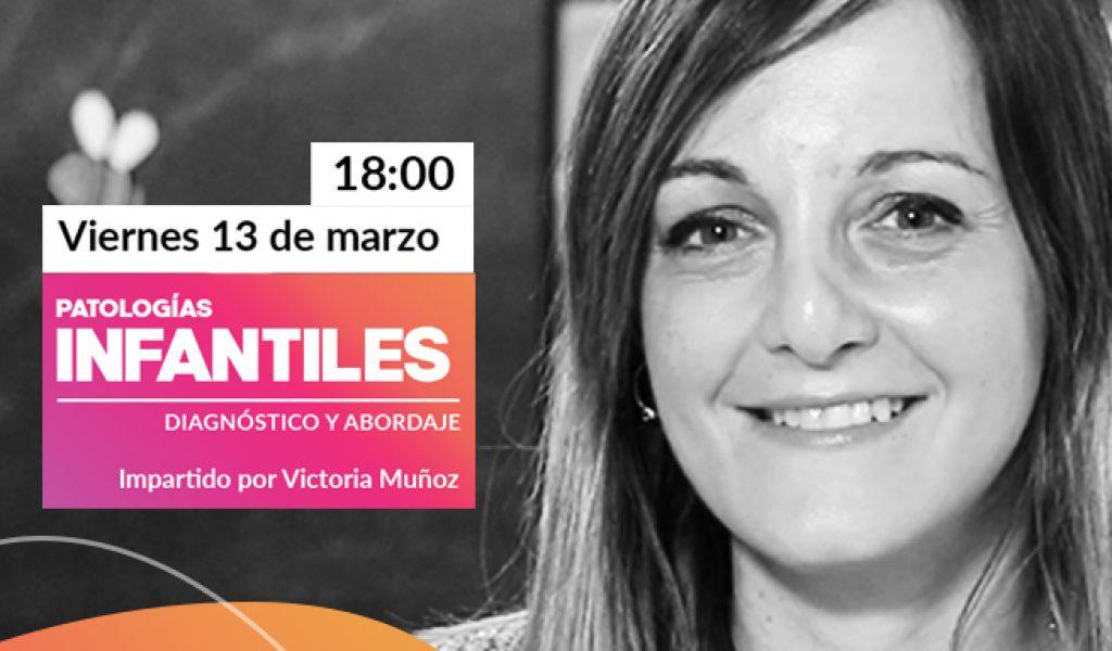 Foto promo de taller Victoria Muñoz ortopalma